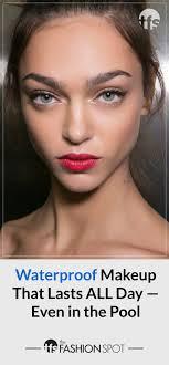 best waterproof makeup you can even
