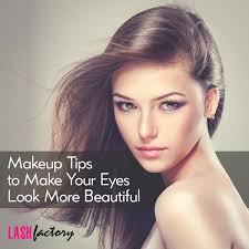 makeup tips to make your eyes look more