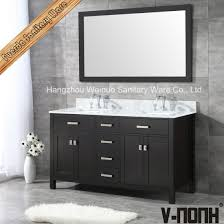 doubole sinks bathroom storage cabinet