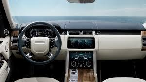 2017 range rover autobiography interior