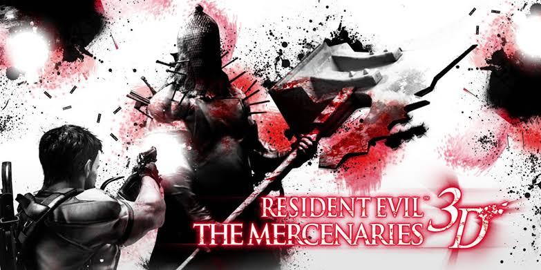 Resultado de imagem para resident evil mercenaries