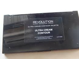 makeup revolution london ultra cream