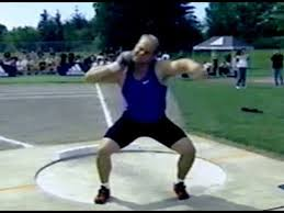 Adam Nelson (22.51) - Men's Shot Put - 2002 Adidas Oregon Classic - YouTube