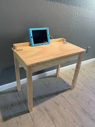 Kids Wooden Desk 24 Etsy