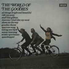 goos vinyl lp al record uk spa416