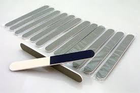 emery board and buffer nail file