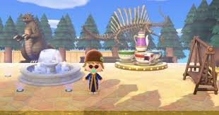 Acnh Theme Park Design Ideas Rides Furniture Animal Crossing Gamewith