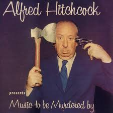 Alfred Hitchcock - presents Music to be Murdered by : AlbumArtPorn