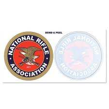 Annual Inside Outside Decal Combo Pack 2 Pack Official Store Of The National Rifle Association