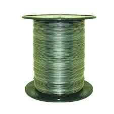 Electric Fence Wire Electric Fencing The Home Depot