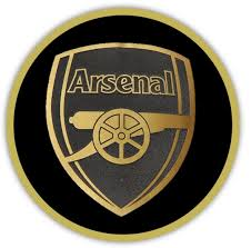 Arsenal Gold Car Decal Car Accessories Accessories On Carousell