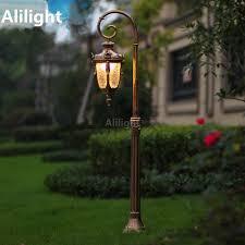 outdoor lighting retro garden light led