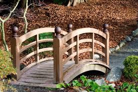 backyard bridge designs backyard