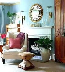 fireplace wall decorating ideas
