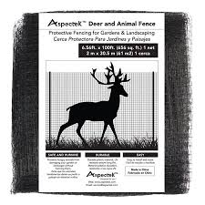 Deer Netting And Fencing Reusable Protection For Trees And Shrubs From Animals 7 Feet X 100 Feet Walmart Canada