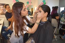 party makeup session in dubai
