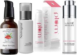 top 10 best face serums for oily skin