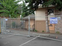 Panel And Stands Temporary Fence Backyard Fences Front Yard Fence Garden Fencing
