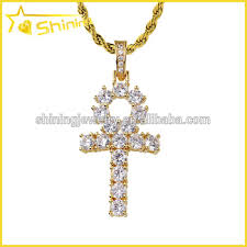 lab simulated diamond 14k gold egyptian