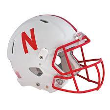 Fathead Nebraska Cornhuskers Giant Removable Helmet Wall Decal