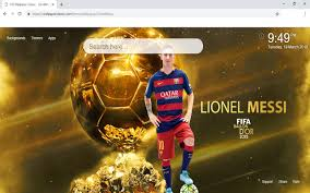 lionel messi wallpapers hd new tab