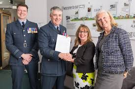 Johnnie Johnson Housing in Cheshire pledges support to the Armed ...