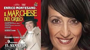 Monica Guazzini al Teatro Sistina con Il Marchese del Grillo - YouTube
