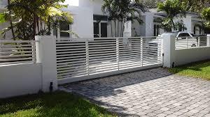 Nova Fence Corp Miami Aluminum And Iron Fences And Gates