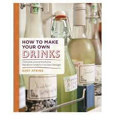 how to make your own drinks book