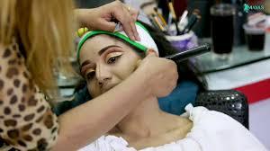 bridal makeup mayas beauty parlor