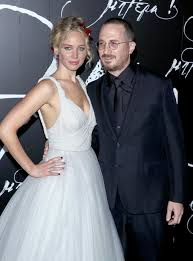 Jennifer Lawrence and Darren Aronofsky Mother NYC Premiere ...