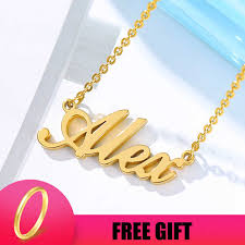 pendant necklace silver gold chain