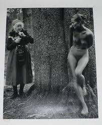 RARE JUDY DATER NUDE ART POSTER IMOGEN and TWINKA IMOGEN CUNNINGHAM  CENTENNIAL   #1622786894