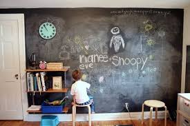 How To Chalk Board Wall Chalkboard Wall Blackboard Wall Chalkboard Decor