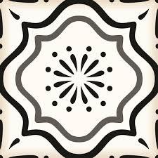Amazon Com Black White Collection Peel And Stick Tile Stickers 24 Pc Set Backsplash Tile Decals Bathroom Ki Stick On Tiles Tile Decals Peel And Stick Tile
