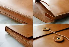 macbook pro leather envelope case