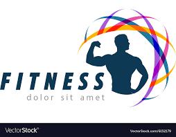 logo design template sport or gym