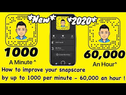 NEW 2020* How To Increase Snapscore By Up To 1000 Every Minute On ...