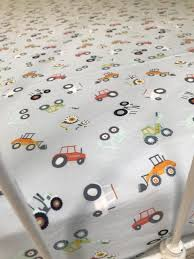 tractor crib sheets