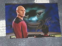 Actor Earl Boen firmado Star Trek 4x6 Foto Autógrafo | eBay