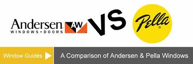 comparing andersen vs pella windows