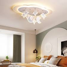 Led Cloud Ceiling Lights Iron Lampshade Luminaire Ceiling Lamp Children Baby Kids Bedroom Light Fixtures Colorful Lighting Light Ceiling Lights Aliexpress