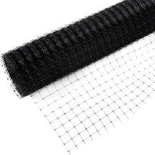 Amazon Com Tenax Deer Control Fence 7 5 Ft X 165 Ft Black Garden Outdoor