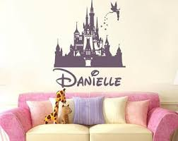 Castle Wall Decal Etsy
