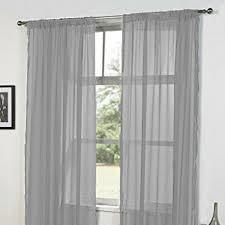 slot top panels sheers curtain