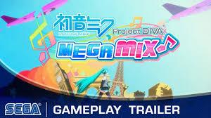 Hatsune Miku Proyecto Diva Mega Mix Llegara A Nintendo Switch El