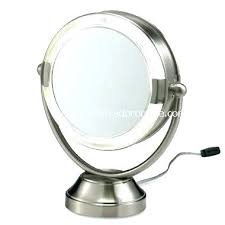 15x magnifying mirror with light
