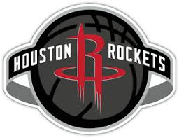 Houston Rockets New Logo Basketball Nba Vinyl Sticker Decal Car Wall Truck Ebay