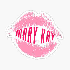 Mary Kay Sticker By Sandrawidner Redbubble