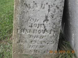 """Mary """"Polly"""" Martin Funkhouser (1803-1879) - Find A Grave Memorial"""